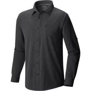 Mens Mountain Hardwear Air Tech Long Sleeve Shirt