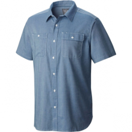 Mountain Hardwear Drummond Utility Shirt – Short-Sleeve – Men's