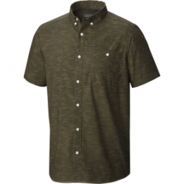 Mountain Hardwear Air Camo Shirt – Short-Sleeve – Men's