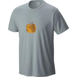 Mountain Hardwear Can Of Fuel T-Shirt – Short-Sleeve – Men's