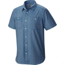 Mountain Hardwear Sadler Shirt – Short-Sleeve – Men's