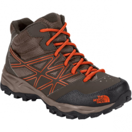 The North Face Hedgehog Mid Waterproof Hiking Shoe – Boys'