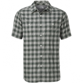The North Face Marled Gingham Shirt – Short-Sleeve – Men's