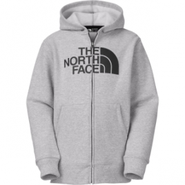 The North Face Logowear Full-Zip Hoodie – Boys'