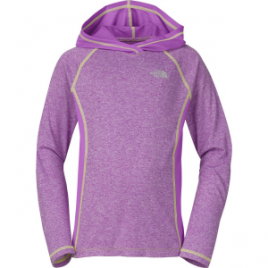 The North Face Reactor Pullover Hoodie – Girls'