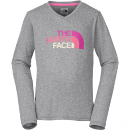 The North Face Reaxion T-Shirt – Long-Sleeve – Girls'