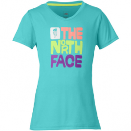 The North Face Reaxion T-Shirt – Short-Sleeve – Girls'