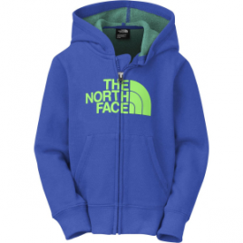 The North Face Logowear Full-Zip Hoodie – Toddler Boys'