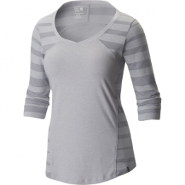Mountain Hardwear Dryspun Perfect Elbow Shirt – 3/4-Sleeve – Women's