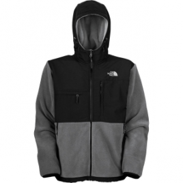 The North Face Denali Hooded Fleece Jacket – Men's