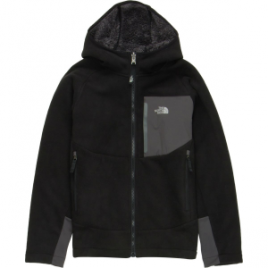 The North Face Chimborazo Fleece Hooded Jacket – Boys'