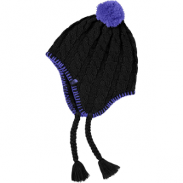 The North Face Fuzzy Earflap Beanie – Girls'