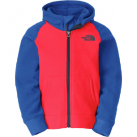 The North Face Glacier Full-Zip Fleece Hoodie – Toddler Boys'