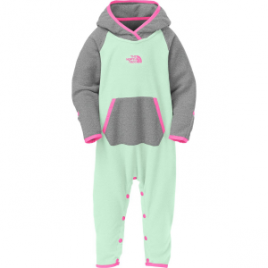 The North Face Glacier One-Piece Bunting – Infant Girls'