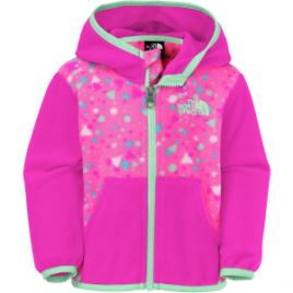 The North Face Glacier Full-Zip Hoodie – Infant Girls'