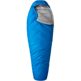 Mountain Hardwear Heratio Sleeping Bag: 15 Degree Down