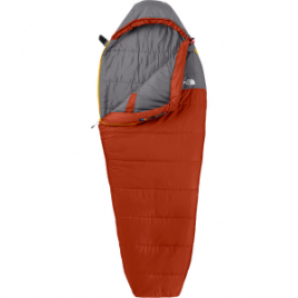 The North Face Aleutian Sleeping Bag: 50 Degree Synthetic