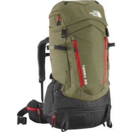 The North Face Terra 55 Backpack – 3356cu in – Kids'