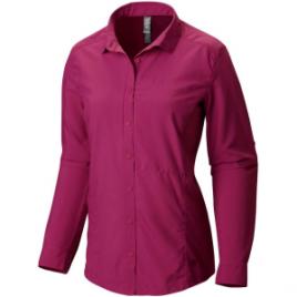 Mountain Hardwear Canyon Shirt – Long-Sleeve – Women's