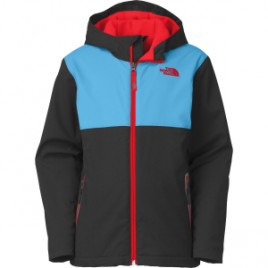 The North Face Hooded Softshell Jacket – Boys'