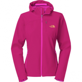 The North Face Apex Bionic Softshell Hooded Jacket – Women's