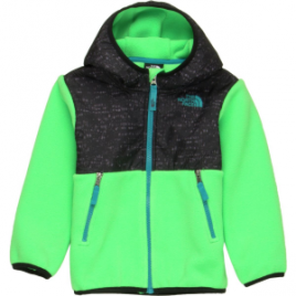 The North Face Denali Hooded Fleece Jacket – Toddler Boys'