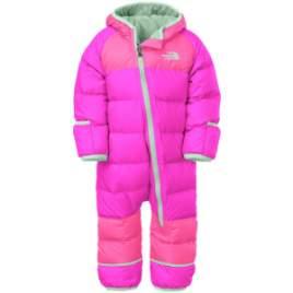 The North Face Lil' Snuggler Down Snow Suit – Infant Girls'