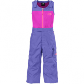 The North Face Insulated Bib Pant – Toddler Girls'