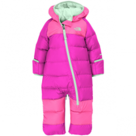 The North Face Lil' Snuggler Down Bunting – Infant Girls'