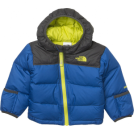 The North Face Nuptse Hooded Down Jacket – Infant Boys'