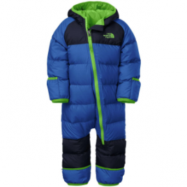 The North Face Lil' Snuggler Down Suit – Infant Boys'