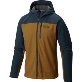 Mountain Hardwear Paladin Hooded Jacket – Men's