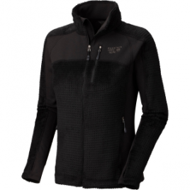 Mountain Hardwear Hoodless Monkey Woman Grid Fleece Jacket – Women's