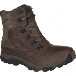 The North Face Chilkat Leather Insulated Boot – Men's