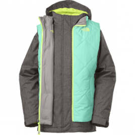 The North Face Vestamatic Triclimate Jacket – Girls'