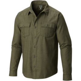 Mountain Hardwear Frequentor Flannel Shirt – Long-Sleeve – Men's