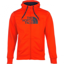 The North Face Surgent Lightweight Half Dome Full-Zip Hoodie – Men's