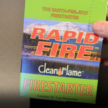 Clean Flame Rapid Fire Review