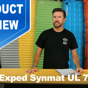 Exped Exped SynMat UL 7 Review
