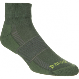 Patagonia Lightweight Merino Run Quarter Sock
