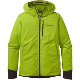 Patagonia Levitation Hooded Softshell Jacket – Men's