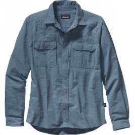 Patagonia El Ray Shirt – Long-Sleeve – Men's