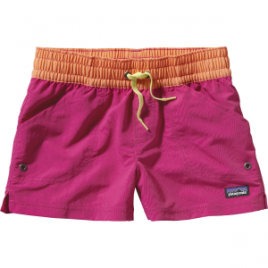 Patagonia Costa Rica Baggies Short – Girls'