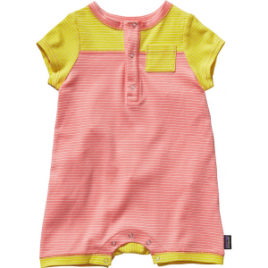 Patagonia Baby Cozy Cotton Shortie – Infant Girls'