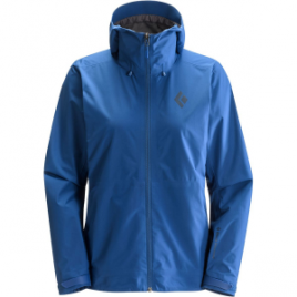 Black Diamond Liquid Point Shell Jacket – Women's