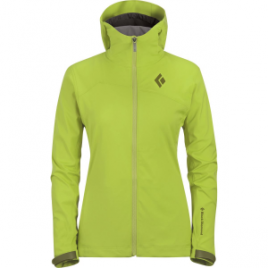 Black Diamond Dawn Patrol LT Hooded Softshell Jacket – Women's