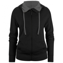Black Diamond Castle Valley Hooded Jacket – Women's