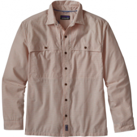 Patagonia Island Hopper II Shirt – Long Sleeve – Men's