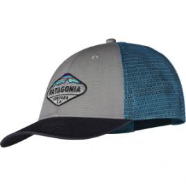 Patagonia Fitz Roy Crest Lo-Pro Trucker Hat