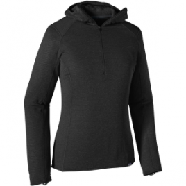 Patagonia Capilene Thermal Weight Zip-Neck Hooded Top – Women's